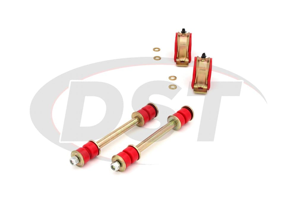 3.5181 Complete Front Sway Bar and End Link Bushings - 30MM (1.18 inch)