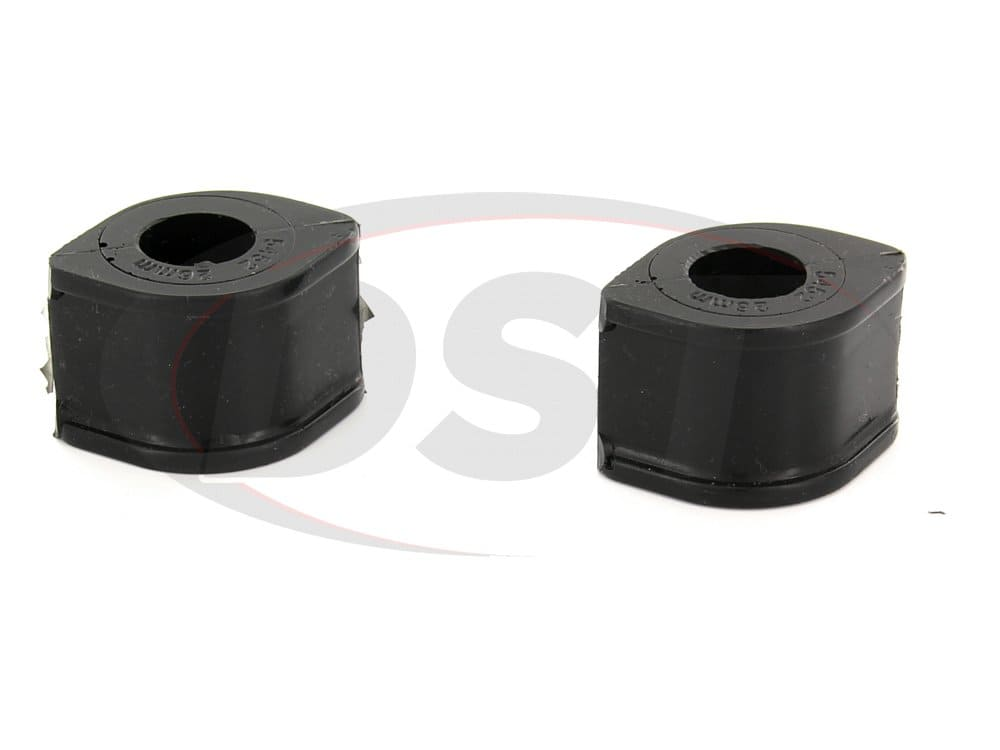 3.5196 Front Sway Bar Bushings - 26mm (1.02 inch)