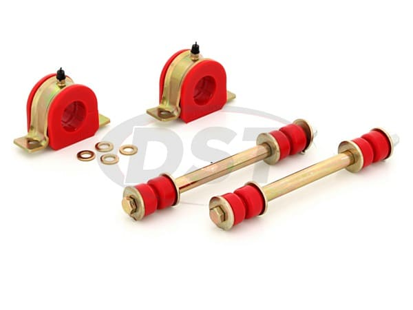 3.5204 Front Sway Bar Bushings and Endlinks - 32mm (1.25 inch)