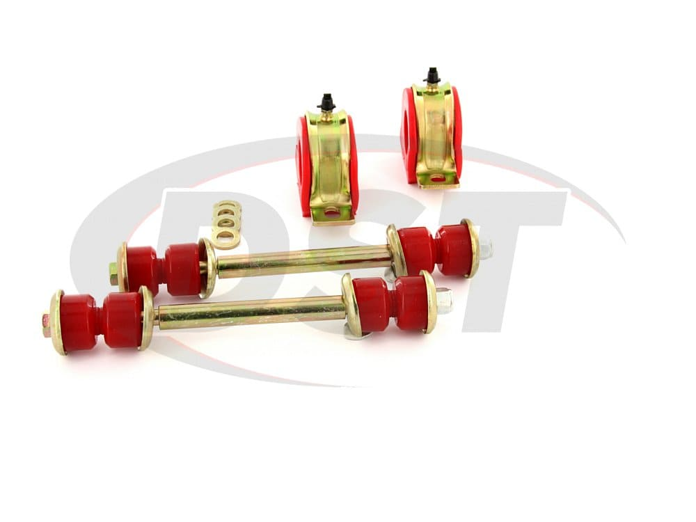 3.5214 Complete Front Sway Bar Frame and Endlink Bushings - 32MM (1.25 inch) Sway Bar