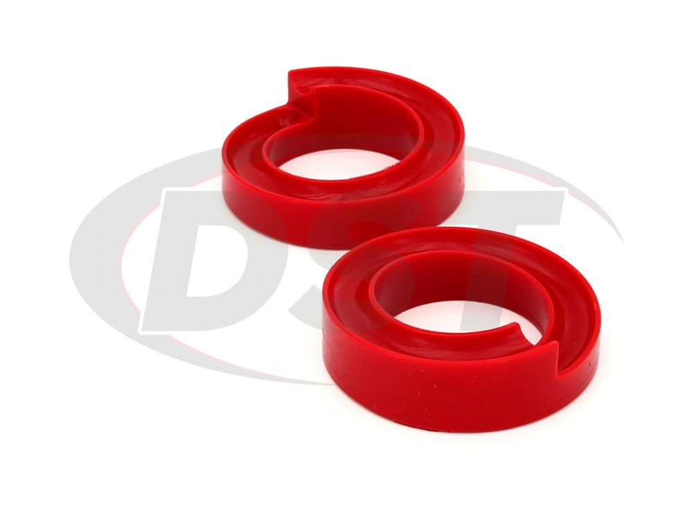 3.6115 Front Coil Spring Isolators - 1.25 Inch Lift