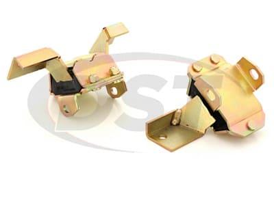 Energy Suspension Motor Mounts for Fairlane, Falcon, Mustang, Ranchero, Torino, Comet, Cougar, Montego