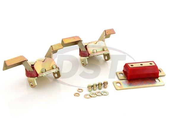 4.1137 Motor and Transmission Mount Set - V8 Engines only