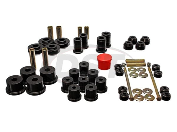 Complete Suspension Bushing Kit - Ford Mustang 67-73