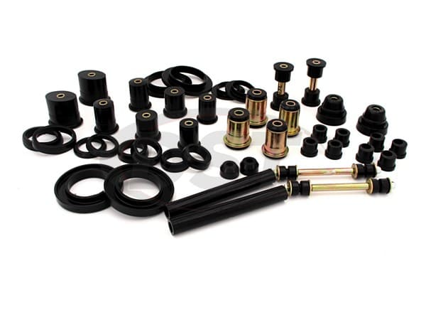 Complete Suspension Bushing Kit - Ford Mustang 85-93