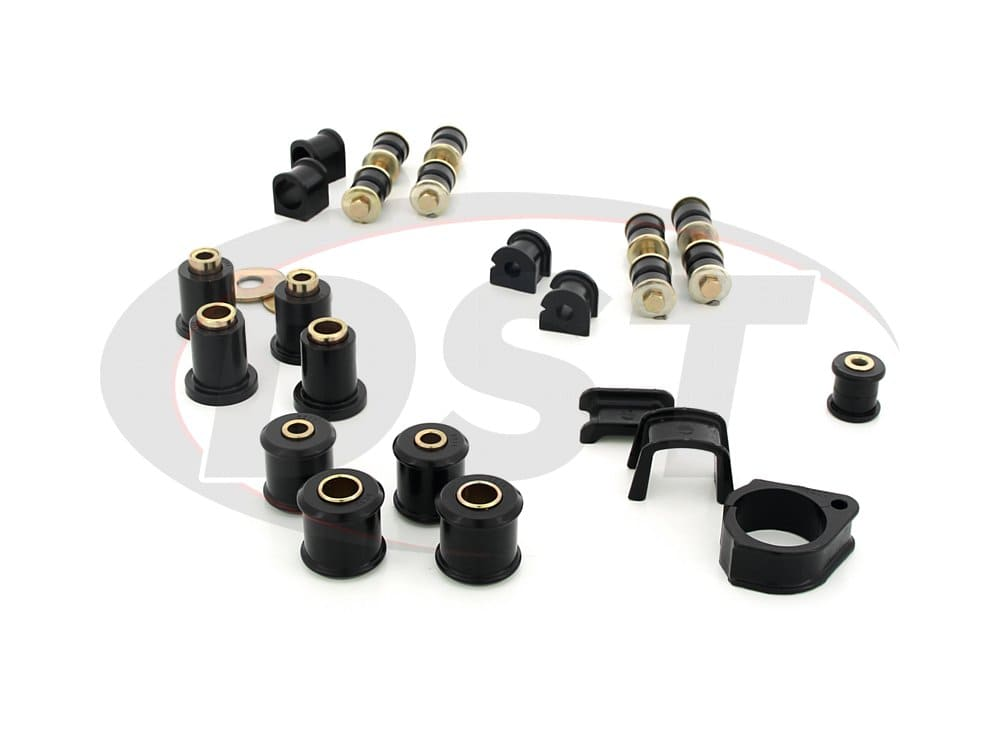 4.18117 Complete Suspension Bushing Kit - Ford Escort/ZX2 97-01