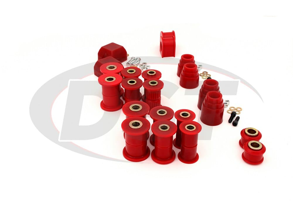 4.18120 Complete Suspension Bushing Kit - Ford Excursion 4WD 00-04