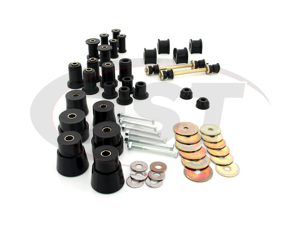 4.18126 Complete Suspension Bushing Kit - Ford Ranger 98-11