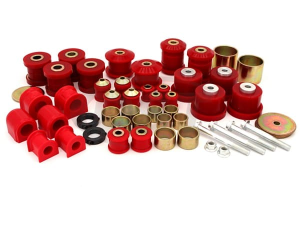 4.18127 Complete Suspension Bushing Kit - Mustang 15-16