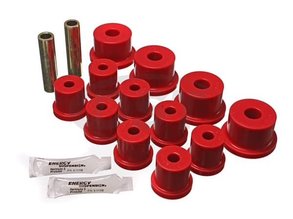 4.2101 Rear Leaf Spring Bushings Ford Mustang 64-73