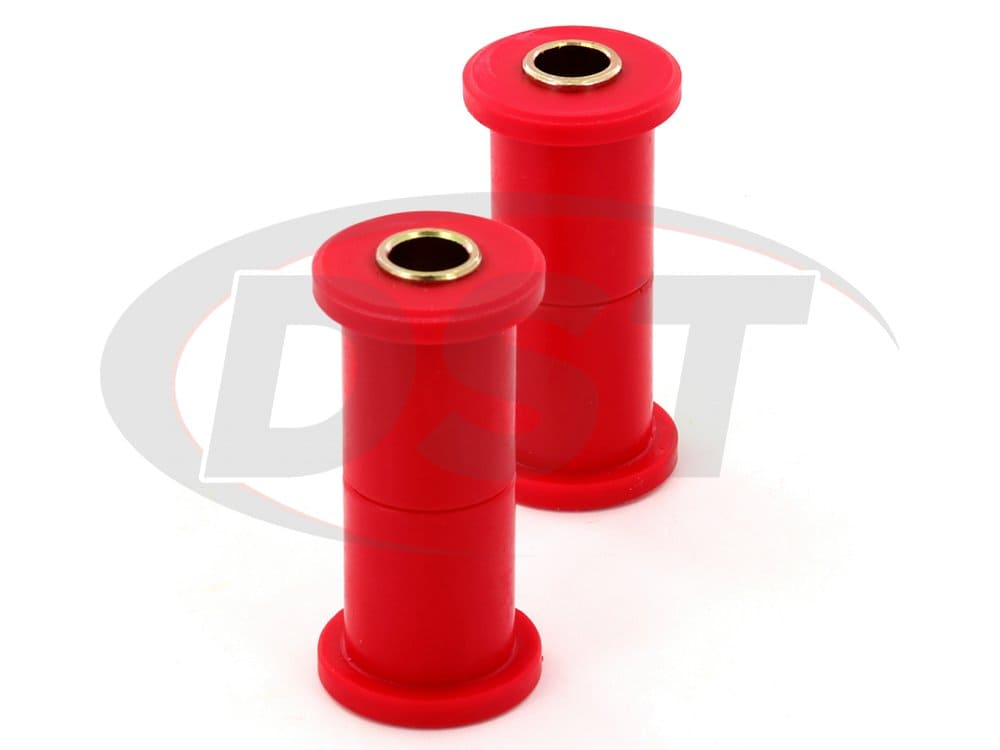 4.2144 Rear Frame Shackle Bushings - (With Molded-In Frame Shackle Bushing)