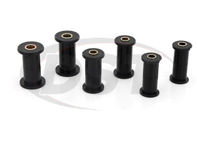 Energy Suspension Leaf Spring Bushings for E-250, E-250 Econoline, E-250 Super Duty, E-350 Club Wagon, E-350 Econoline, E-350 Econoline Club Wagon, E-350 Super Duty