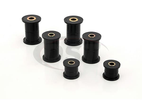 Front Leaf Spring Bushings - with NON 2 Inch ID Springs