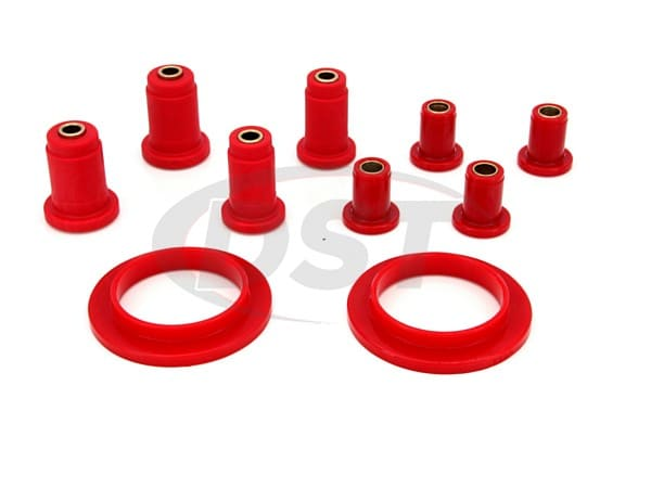 4.3153 Front Control Arm Bushings - Police Taxi or Tow Package