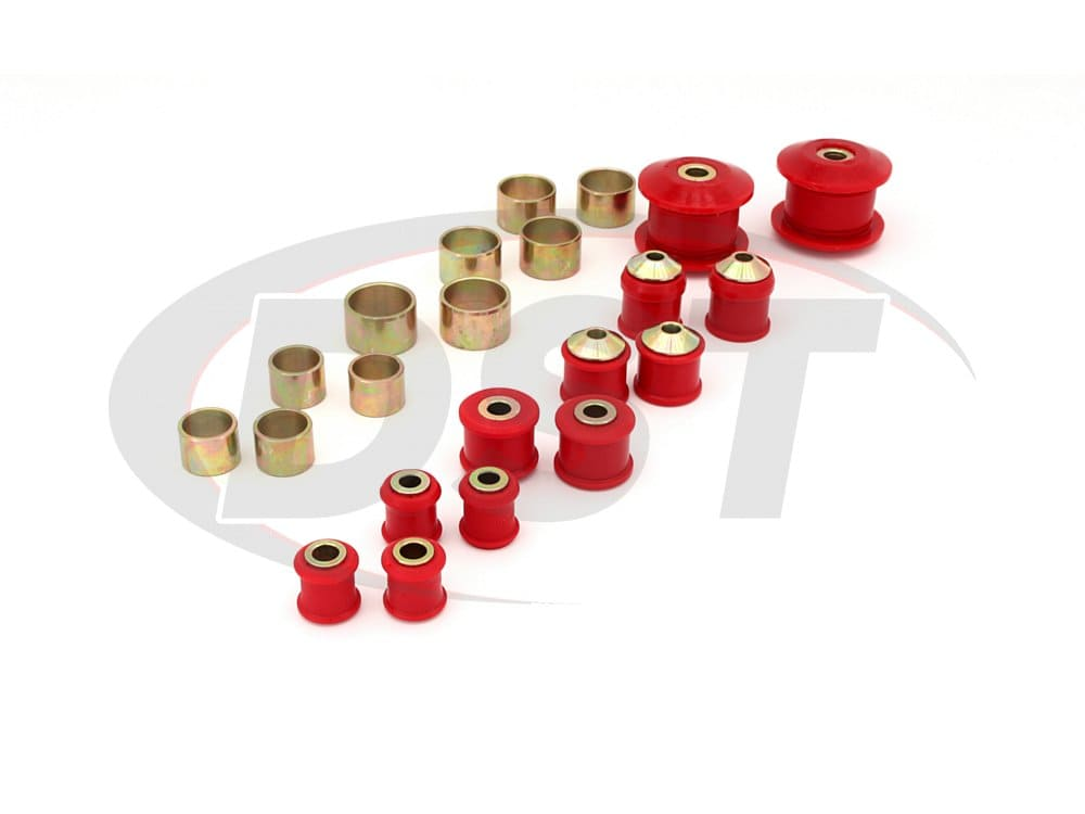 4.3166 Rear Control Arm Bushings