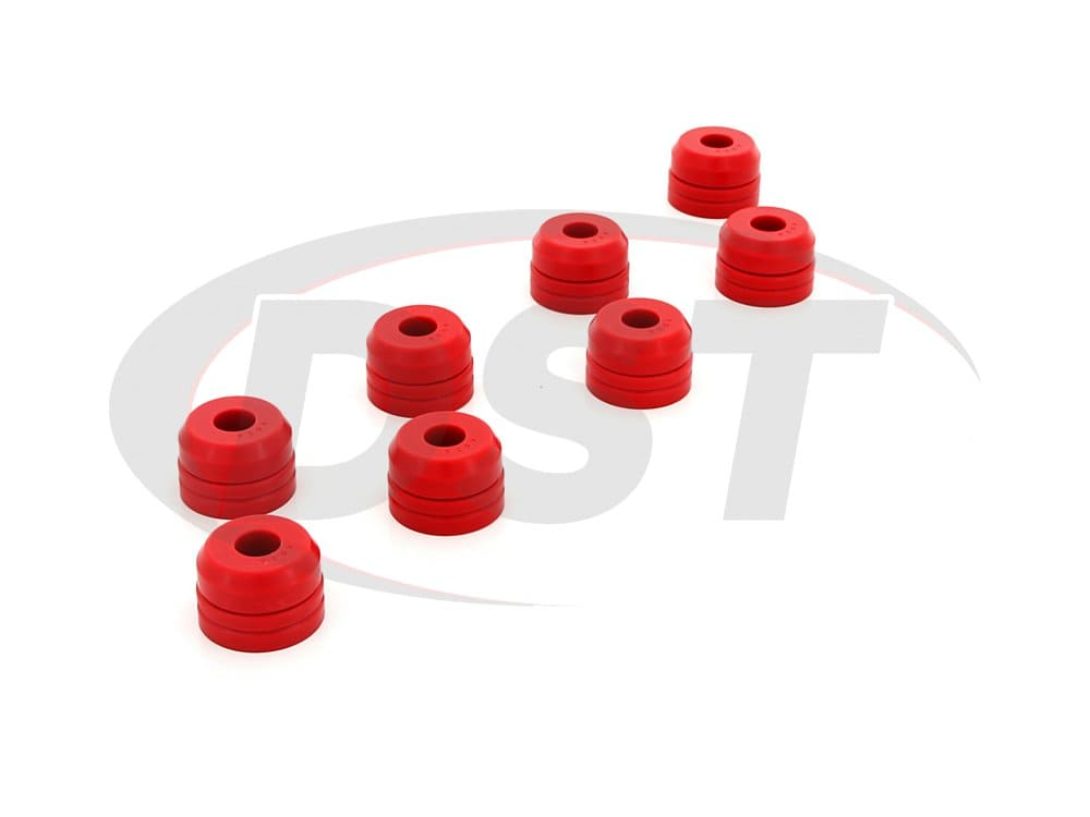 4.4101 Body Mount Bushings Kit - Body Mounts ONLY