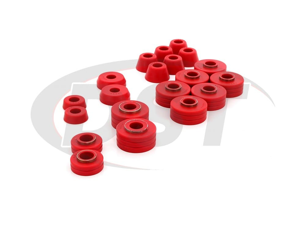 4.4102 Body Mount Bushings Kit