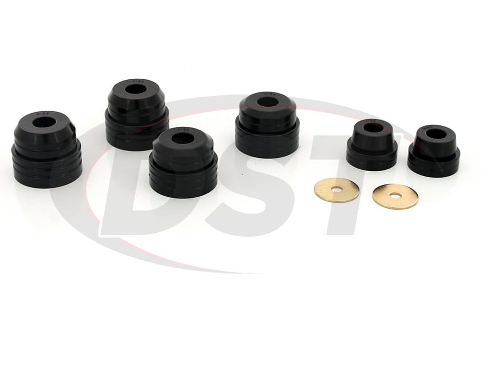 Ford F150 Body Frame Mount Bushings Kit