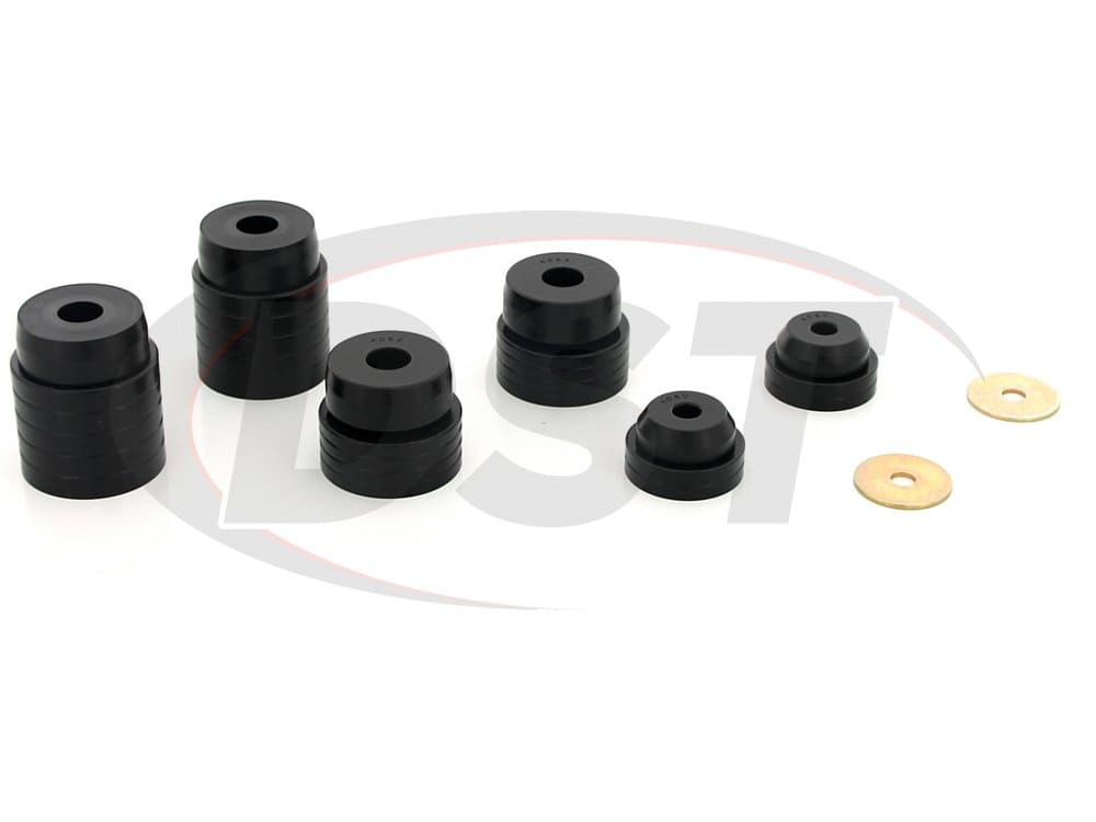 Body mount and radiator bushings ford f150 f250 f100 drag to spin sciox Image collections