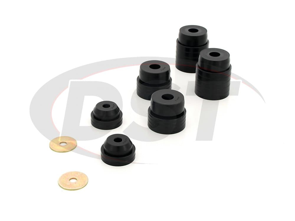 Body Mount and Radiator Support Bushings