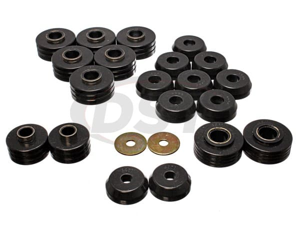 Body Mount Bushings Kit