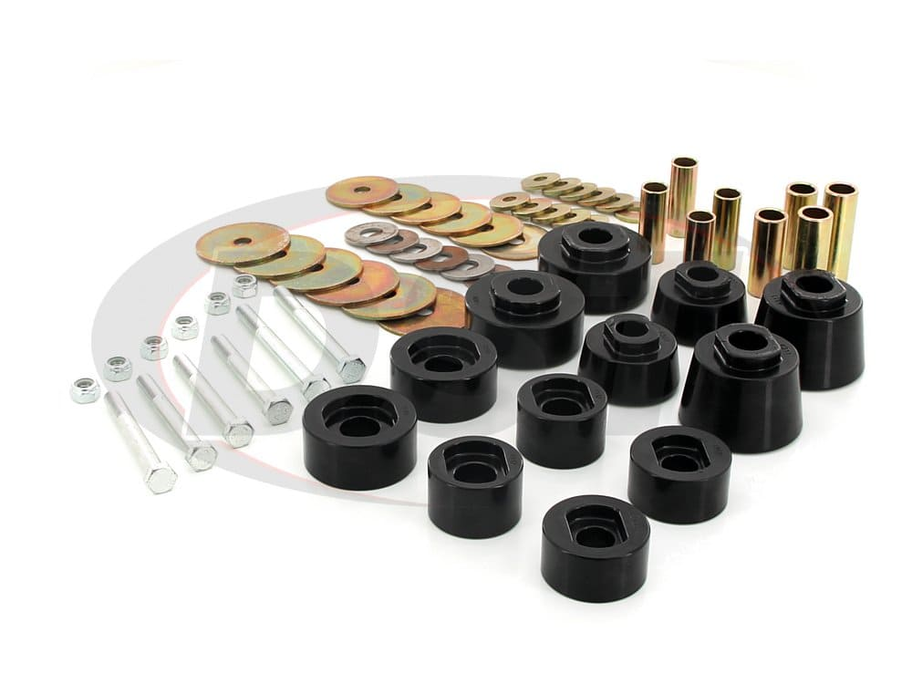 4.4117 Body Mount Bushings Kit