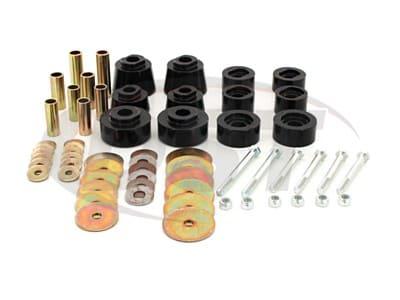 Energy Suspension Body Mounts for Ranger, B2300, B2500, B3000, B4000