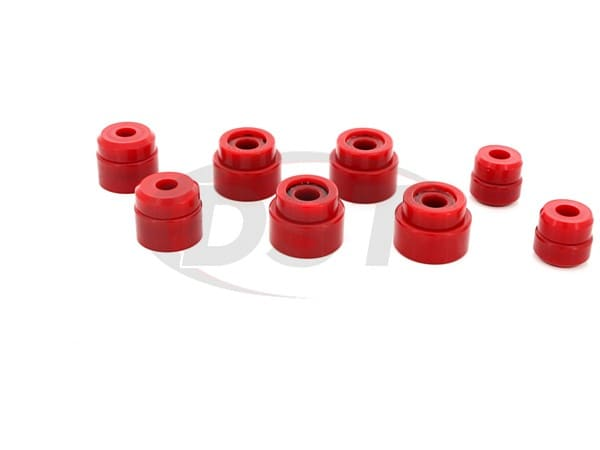 4.4120 Body Mount Bushings and Radiator Support Bushings - Super Duty Crew Cab