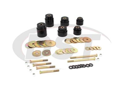 Energy Suspension Body Mounts for F-150, F-250, F-350