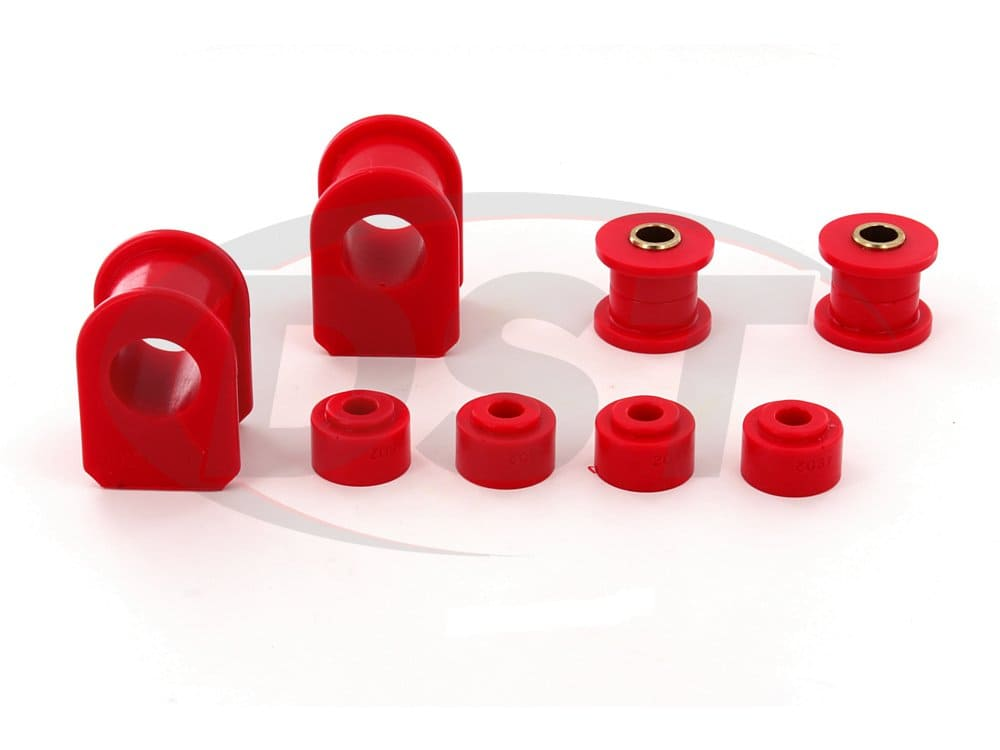 4.5104 Sway Bar Bushings - Style B - 28.44mm (1 1/8 Inch) Diameter - 63.5mm (2.5 Inch) Tall