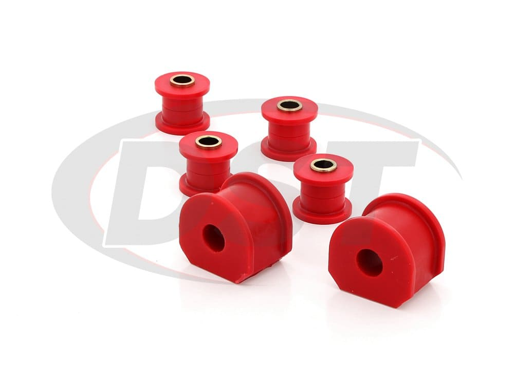 4.5118 Sway Bar Bushings - Style A - 19.05mm (3/4 Inch) Diameter - 2 Inch Tall
