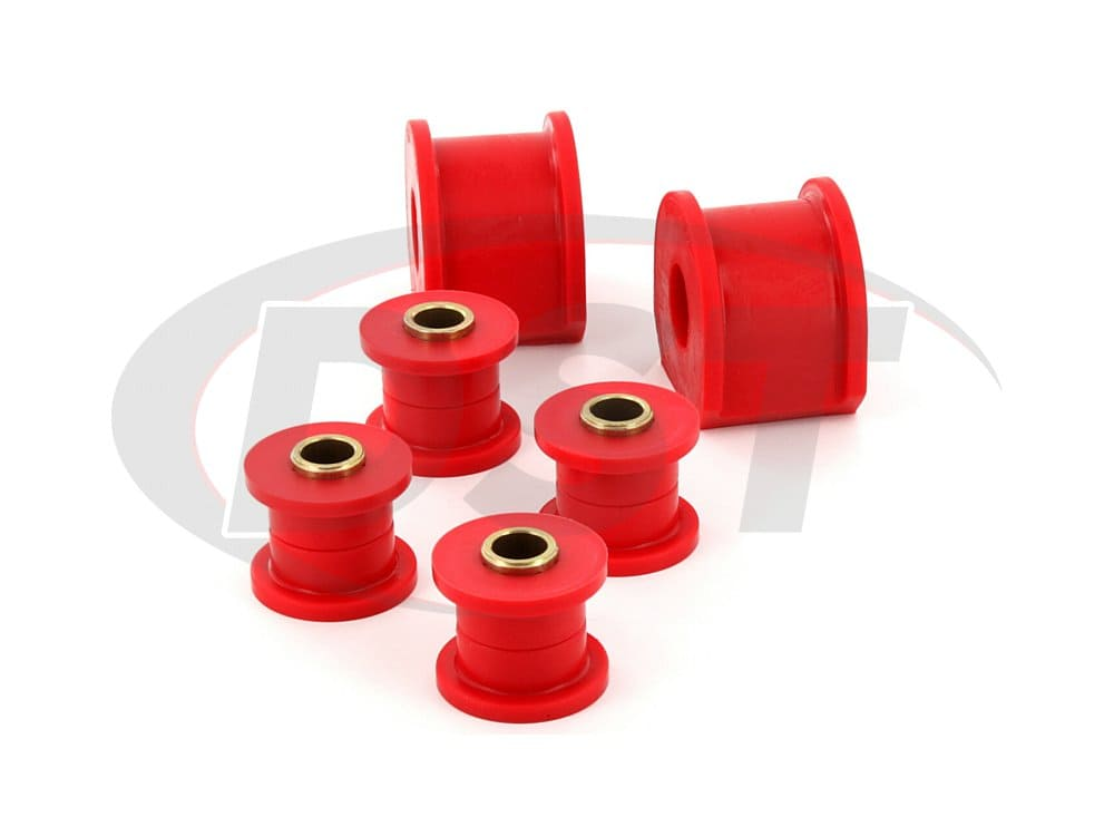 4.5119 Sway Bar Bushings - Style A - 22.22mm (7/8 Inch) Diameter - 2 Inch Tall