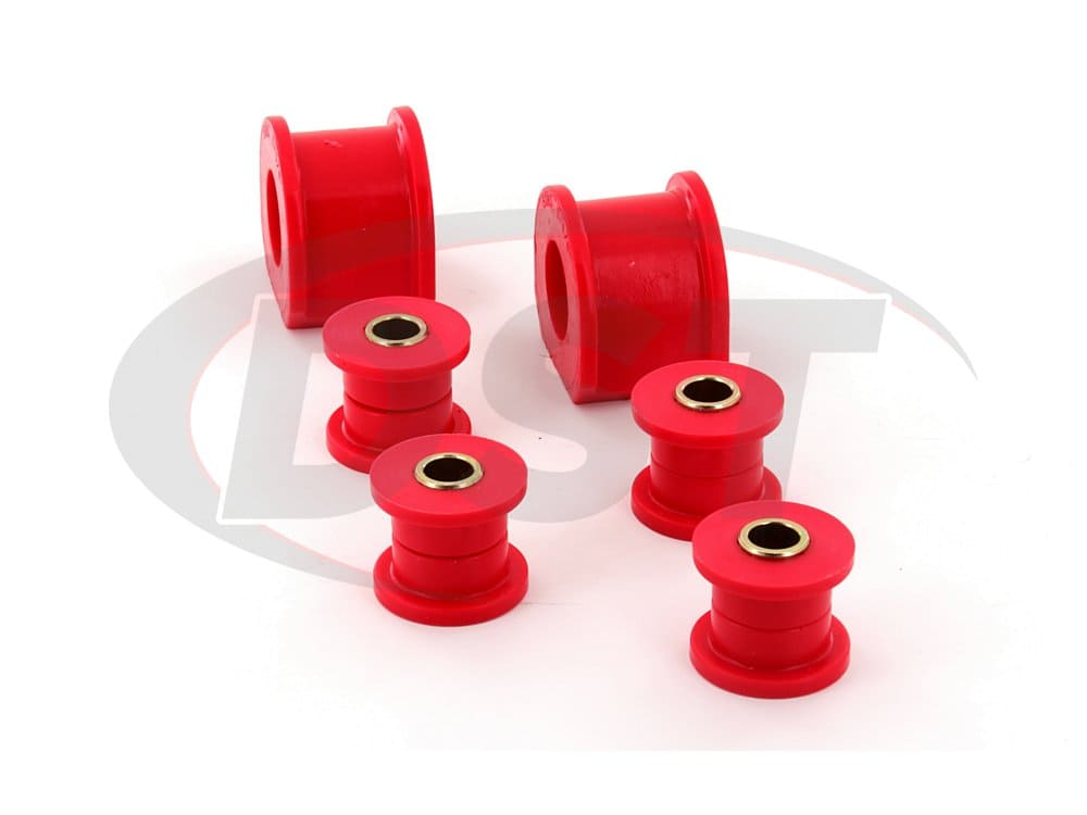 4.5121 Sway Bar Bushings - Style A - 28.44mm (1.12 Inch) Diameter - 2 Inch Tall