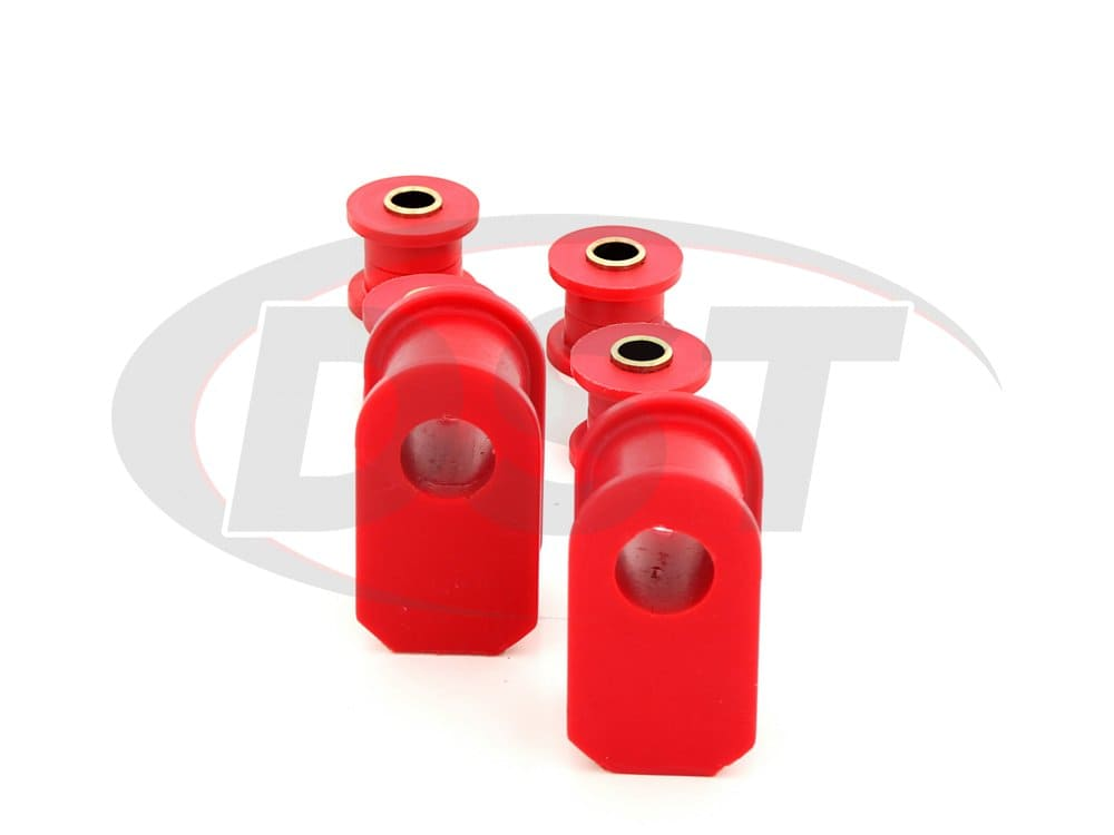 4.5127 Sway Bar Bushings Set - Style A - 25.4mm (1 Inch) Diameter - 3.5 Inch Tall