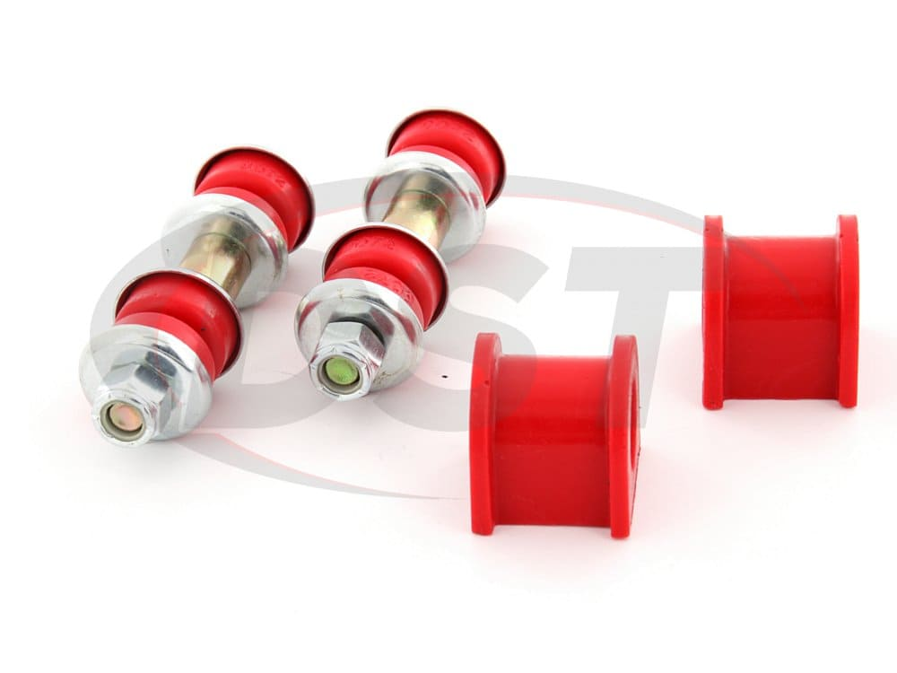 4.5139 Front Sway Bar Bushings and End Links - 19.04mm (3/4 inch)