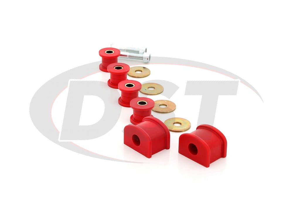 4.5153 Complete Rear Sway Bar and End Link Bushings Set - 19mm (0.74 inch)