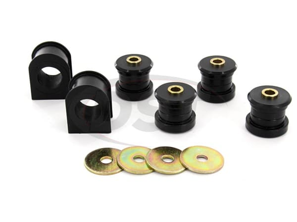 Front Sway Bar Frame and Endlink Bushings - 32MM (1 1/4 inch) Sway Bar - 1.5 Inch Endlink Eyes
