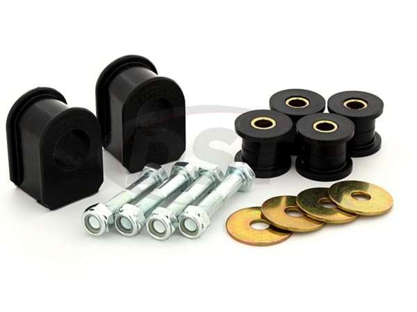Complete Rear Sway Bar and End Link Bushings Set - 30MM (1.18 inch)