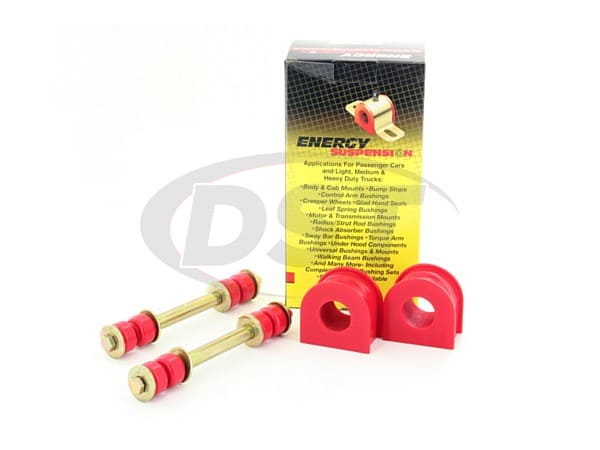 Front Sway Bar Bushings and End Links - 31MM (1.22 inch)