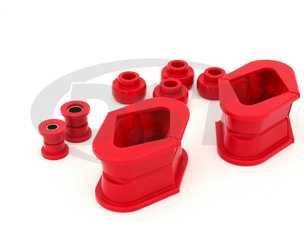 4.7104 C Bushings - 2 Degree Offset - Complete 14 Piece Set
