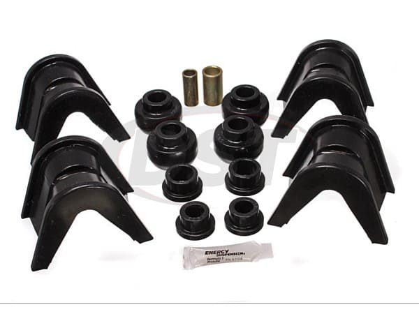 C Bushings - 2 Degree Offset - Complete 14 Piece Set