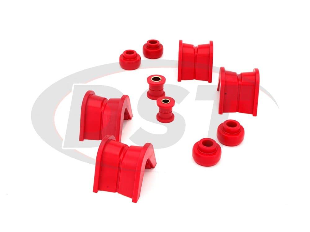 4.7105 C Bushings - 4 Degree Offset - Complete 14 Piece Set