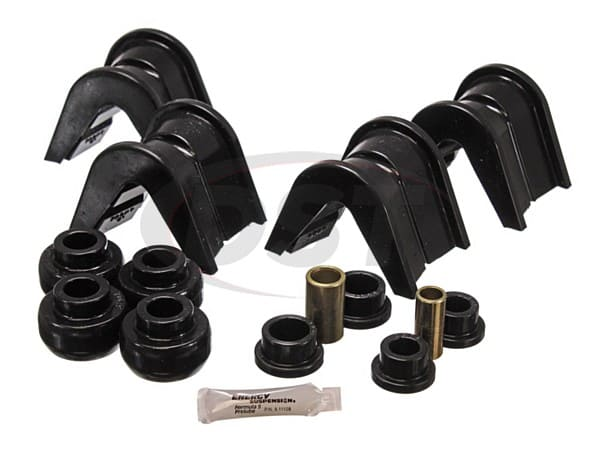C Bushings - 4 Degree Offset - Complete 14 Piece Set