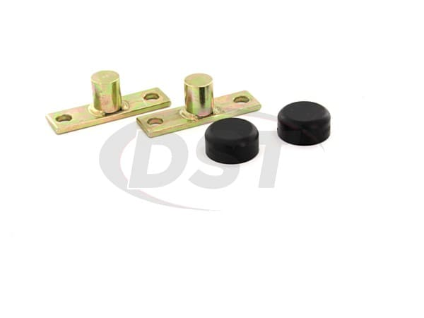 Tailgate Hinge Bracket and Bushing Set