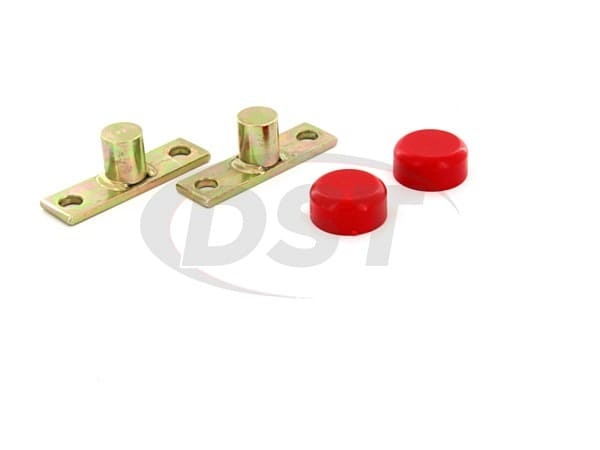 4.9102 Tailgate Hinge Bracket and Bushing Set