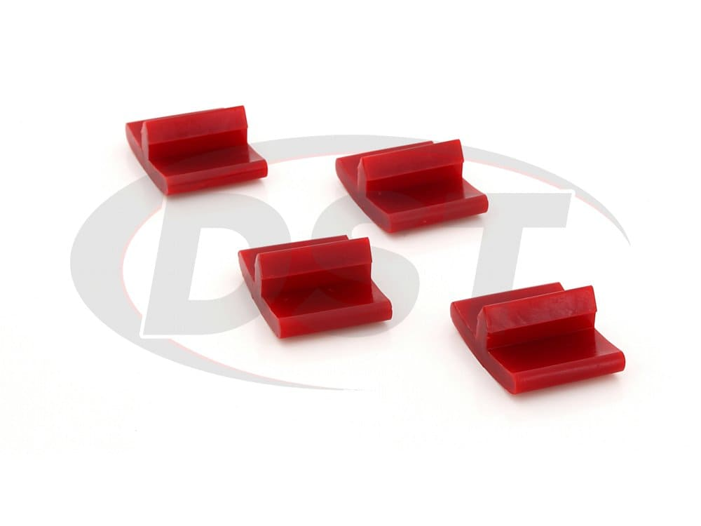 4.9105 Rear Axle Bump Stops - Pair