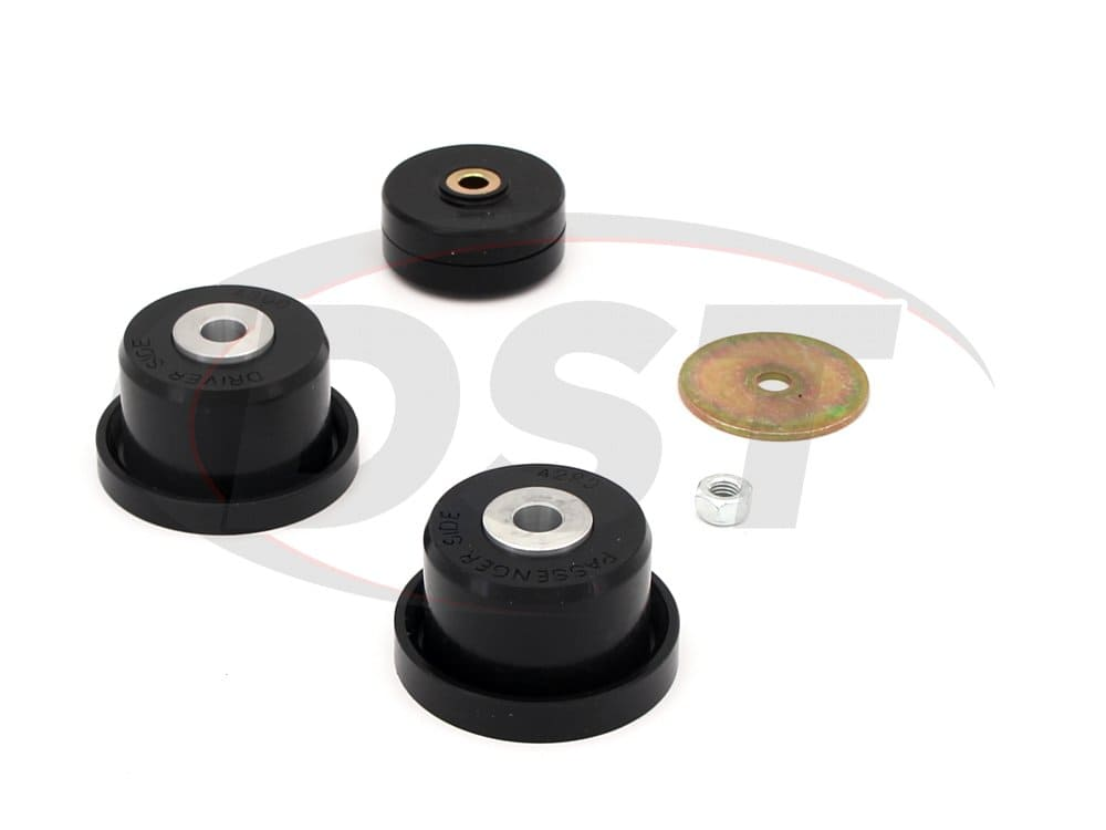 5.1115 Rear Differential Bushing Set