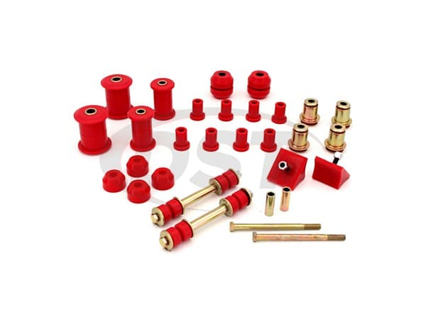 5.18104 Complete Suspension Bushing Kit - Dodge/Plymouth Models 'A' Body 66-76