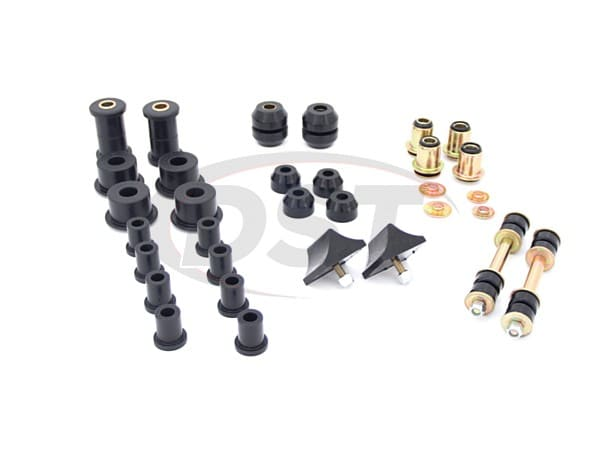 Complete Suspension Bushing Kit - Dodge and Plymouth Models