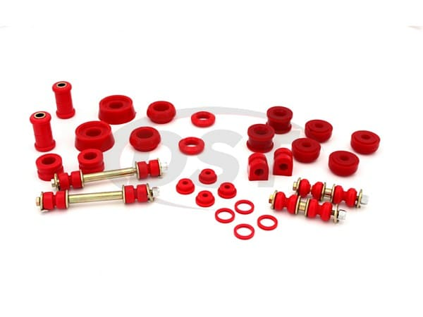 5.18114 Complete Suspension Bushing Kit - Dodge Neon SRT-4 03-05